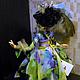 Коллекционные куклы ручной работы. Авторская кукла по мотивам Мадмуазель Лили. Татьяна Ларина. Ярмарка Мастеров. Оригинальный подарок