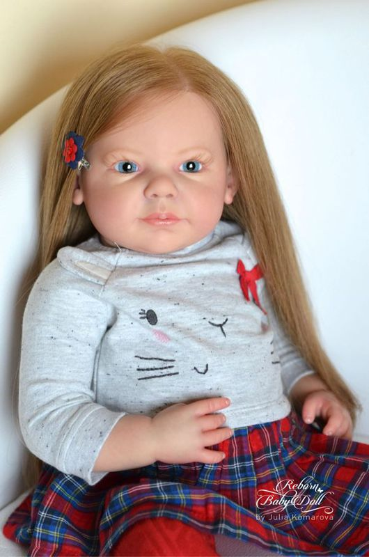 Куклы-младенцы и reborn ручной работы. Ярмарка Мастеров - ручная работа. Купить Камилла 2. Handmade. Реборн на заказ