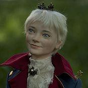Куклы и игрушки handmade. Livemaster - original item Doll Little Prince. Handmade.