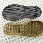 Материалы для творчества handmade. Livemaster - original item TEDDI baby sole. Handmade.