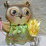"""Куклы и игрушки ручной работы. Ярмарка Мастеров - ручная работа """"Рукодельница"""". Handmade."""