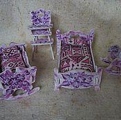 Куклы и игрушки ручной работы. Ярмарка Мастеров - ручная работа Кукольная детская. Handmade.