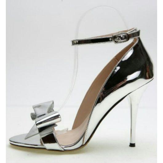 Обувь ручной работы. Ярмарка Мастеров - ручная работа. Купить Босоножки с бантиком. Handmade. Босоножки, обувь с бантом, индивидуальный дизайн