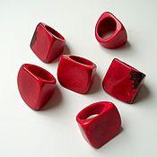 """Украшения ручной работы. Ярмарка Мастеров - ручная работа Кольца """"Тагуа"""". Handmade."""