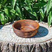 Посуда handmade. Livemaster - original item Textured bowl 13,5#14. Handmade.