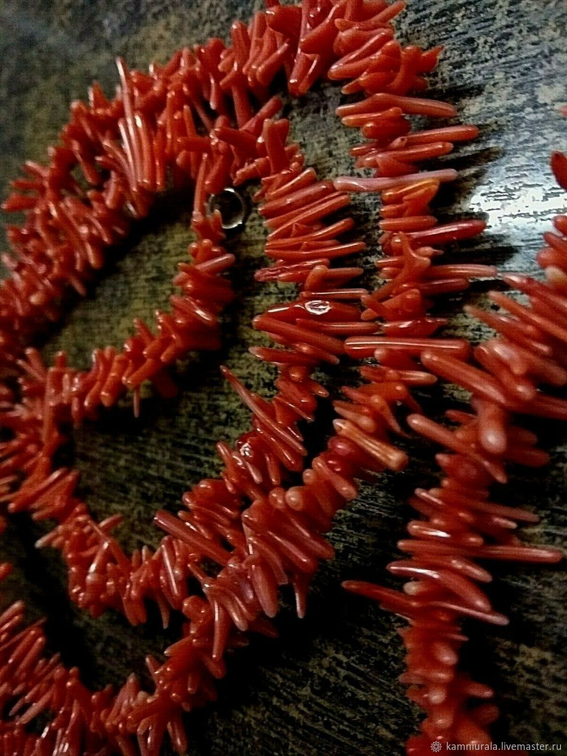 beads: Coral Branches, Beads2, Tomsk,  Фото №1