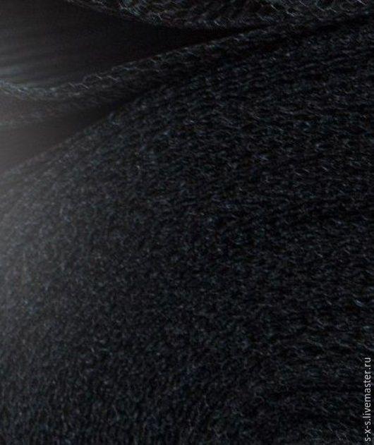 Жесткая сетка, цвет черный