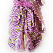 Сумки и аксессуары ручной работы. Ярмарка Мастеров - ручная работа Колумбийская сумка Mochilа (Мочила) - 3. Handmade.