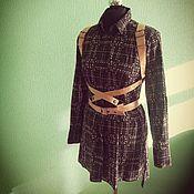 Одежда handmade. Livemaster - original item Just Cavalli Italian cotton shirt. Handmade.