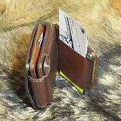 Сумки и аксессуары handmade. Livemaster - original item Eldorado1969. Wallet and Baitholder. Handmade.