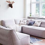 Для дома и интерьера ручной работы. Ярмарка Мастеров - ручная работа Модульный диван Lounge zone. Handmade.