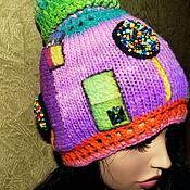 fa929bda26ea Магазин мастера Анна Лесникова Les accessoires  шапки, береты, диадемы,  обручи, капюшоны