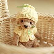 Куклы и игрушки ручной работы. Ярмарка Мастеров - ручная работа Лея (11 см). Handmade.