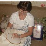 Светлана (krestik-kartina) - Ярмарка Мастеров - ручная работа, handmade
