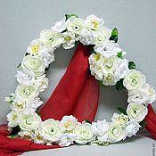 Свадебный салон ручной работы. Ярмарка Мастеров - ручная работа Сердце. Handmade.