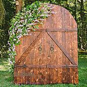 Амбарные ворота