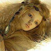 """Куклы и игрушки ручной работы. Ярмарка Мастеров - ручная работа Шарнирная кукла """"Олеся"""". Handmade."""