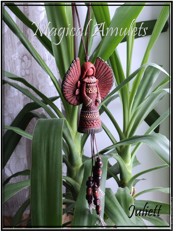 """Интерьерная подвеска """"Ангел-Хранитель"""", Pendants for pots, Ufa,  Фото №1"""