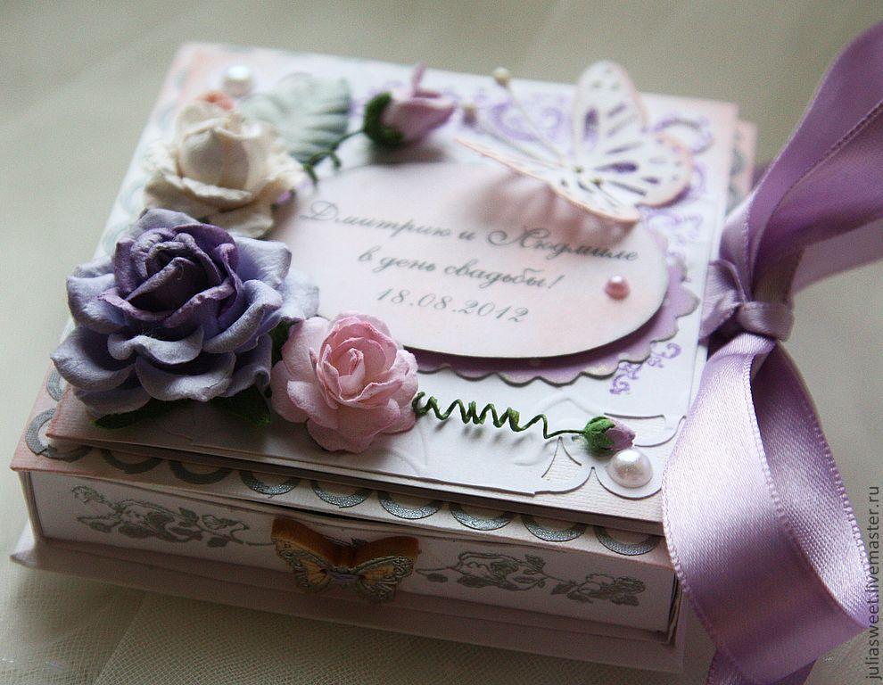 Коробка открытка своими руками на свадьбу 54