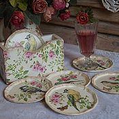 Для дома и интерьера handmade. Livemaster - original item kitchen sets: