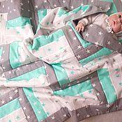 Комплекты одежды ручной работы. Ярмарка Мастеров - ручная работа Детское одеяло для ребёнка Чудо. Handmade.