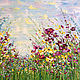 Oil painting Summer landscape with bright colors. Pictures. Zabaikalie. Online shopping on My Livemaster.  Фото №2