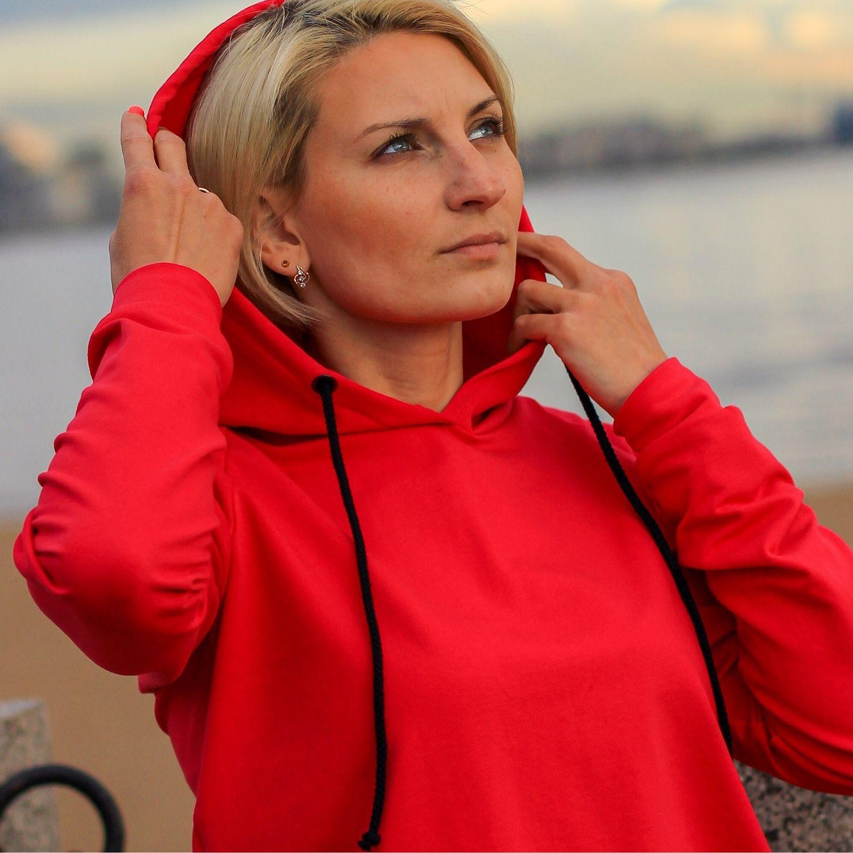 Свитшот с капюшоном, Кофты, Санкт-Петербург,  Фото №1