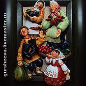 """Картины и панно ручной работы. Ярмарка Мастеров - ручная работа """"Попробуй!"""". Handmade."""
