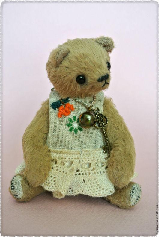 Мишки Тедди ручной работы. Ярмарка Мастеров - ручная работа. Купить Мишка Тедди Соня. Handmade. Коричневый, милый мишка