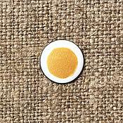 Материалы для творчества handmade. Livemaster - original item Overglaze paint FERRO 100 Metallic Serie no №132165 yellow gold. Handmade.