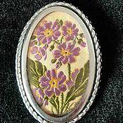 Винтаж handmade. Livemaster - original item Thomas Lee Mott Brooch Vintage. Handmade.