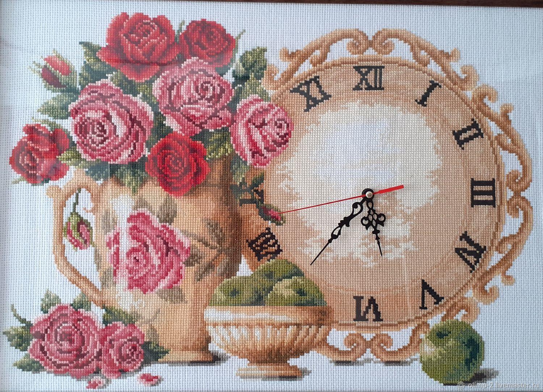 натюрморт ЧАСЫ, Картины, Тбилисская,  Фото №1