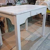 Для дома и интерьера ручной работы. Ярмарка Мастеров - ручная работа стол кухонный ручной работы из массива дерева. Handmade.