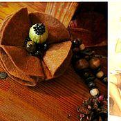 """Украшения ручной работы. Ярмарка Мастеров - ручная работа Брошь """"Пошутили"""" (В комплекте браслет). Handmade."""