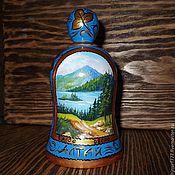 Сувениры и подарки handmade. Livemaster - original item Bell Altay. Handmade.