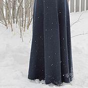 Одежда ручной работы. Ярмарка Мастеров - ручная работа юбка вязаная шести-клинка базовая модель. Handmade.