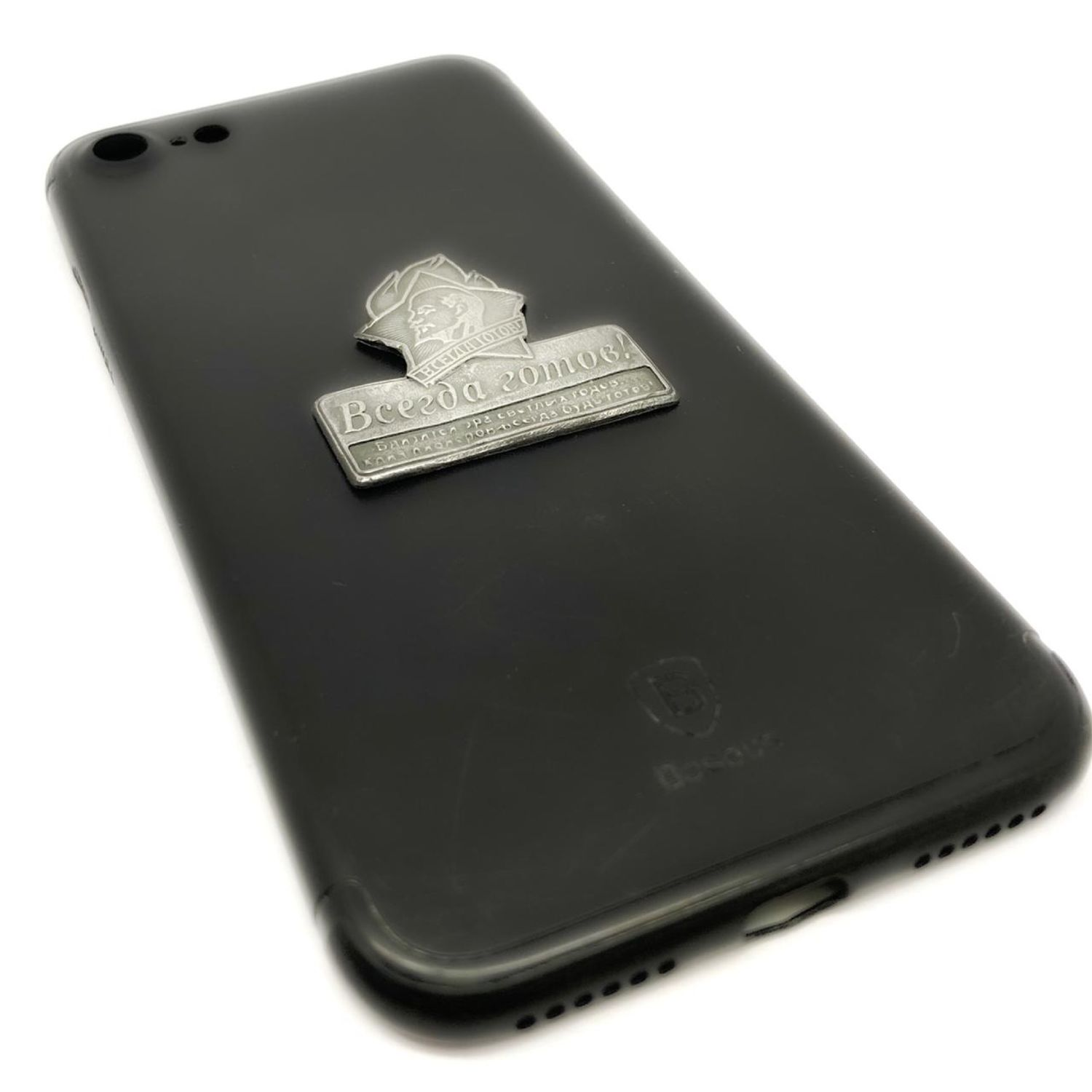 Overlay (icon) on the phone case 'pioneer', Case, Zhukovsky,  Фото №1