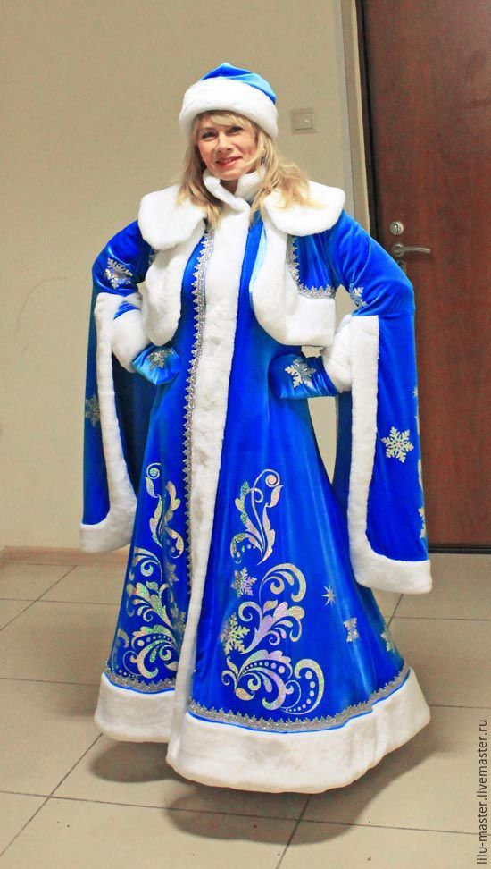 Snow Maiden. Scenic suit/Cosplay/Carnival costume, Suits, Vladivostok,  Фото №1