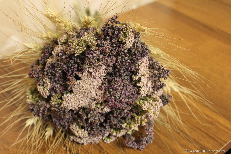 Букет-сухоцветов-оберег брачных уз, Букеты, Калуга,  Фото №1