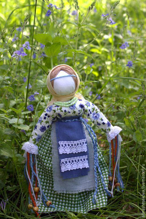 """Народные куклы ручной работы. Ярмарка Мастеров - ручная работа. Купить Кукла-оберег """"Желанница"""". Handmade. Народные куклы"""