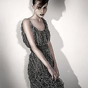 """Одежда ручной работы. Ярмарка Мастеров - ручная работа Платье """" Lara"""". Handmade."""