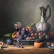 Картины и панно handmade. Livemaster - original item Oil painting: