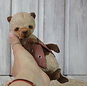 Куклы и игрушки ручной работы. Ярмарка Мастеров - ручная работа панда Токио. Handmade.