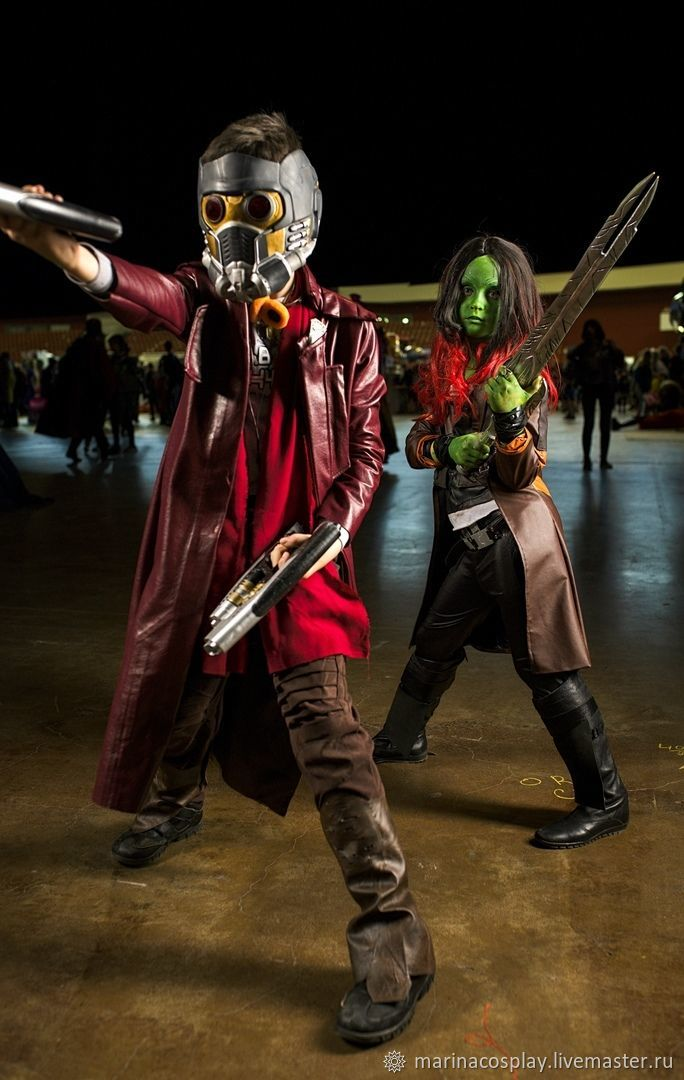 Cosplay costumes ' Guardians of the Galaxy', Carnival costumes, St. Petersburg,  Фото №1