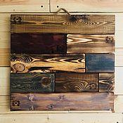 Картины и панно handmade. Livemaster - original item Barn Board photophone wooden. Handmade.