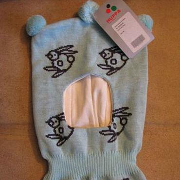 Винтаж ручной работы. Ярмарка Мастеров - ручная работа Винтажная одежда: Новый зимний Шлем Huppa, шапка. Handmade.
