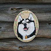 Картины ручной работы. Ярмарка Мастеров - ручная работа Портреты Ваших питомцев на дереве. Handmade.