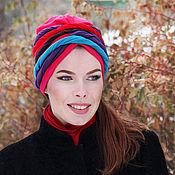Аксессуары handmade. Livemaster - original item Author`s turban - turban