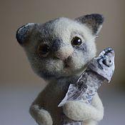 Куклы и игрушки ручной работы. Ярмарка Мастеров - ручная работа рыбный день 2. Handmade.
