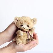 Куклы и игрушки ручной работы. Ярмарка Мастеров - ручная работа Шерри котенок тедди. Handmade.